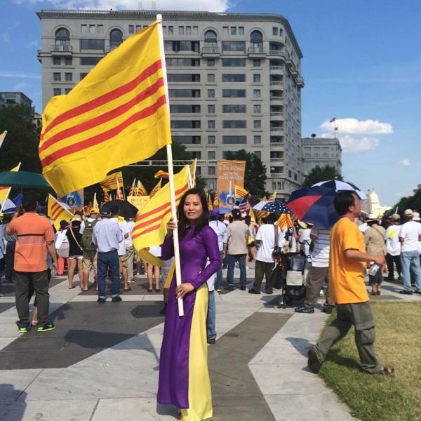 Destiny Nguyễn, Người con gái Việt