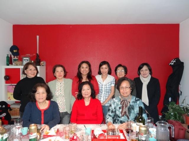 Chi Hội Phụ Nữ Âu Cơ Paris