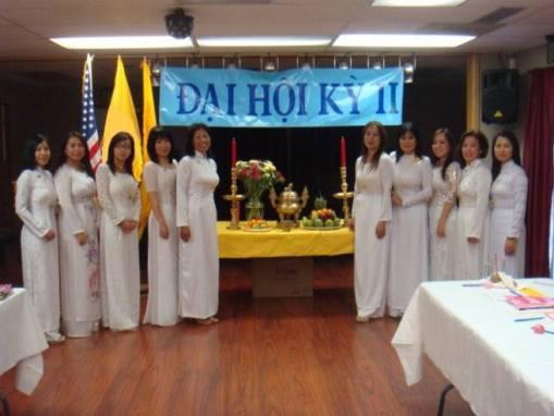 Đại Hội : Hội Phụ Nữ Âu Cơ Kỳ 2 Tại Denver, Co, USA