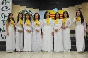 Tân Ban Chấp Hành Tổng Hội Phụ Nữ Âu Cơ